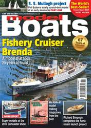 Model Boats issue November 2017