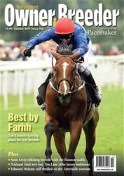 Thoroughbred Owner and Breeder issue October 2017 - Issue 158