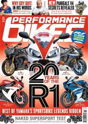 Performance Bikes issue November 2017