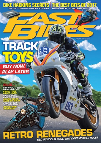 Fast Bikes issue 335