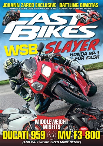 Fast Bikes issue 336