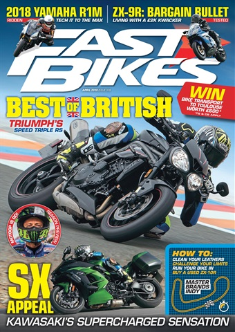 Fast Bikes issue 338