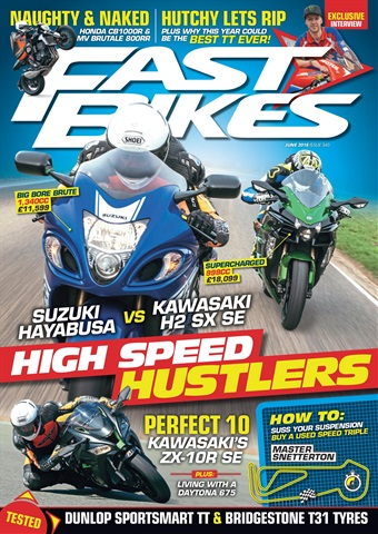 Fast Bikes issue 340