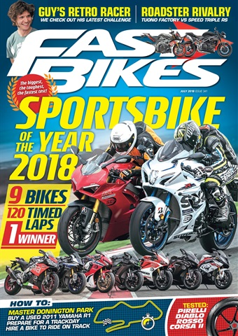 Fast Bikes issue 341