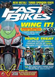 Fast Bikes issue 343 - August 2018