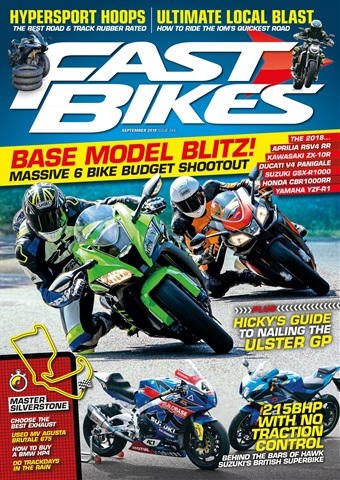 Fast Bikes issue 344