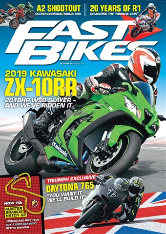 Fast Bikes issue 345