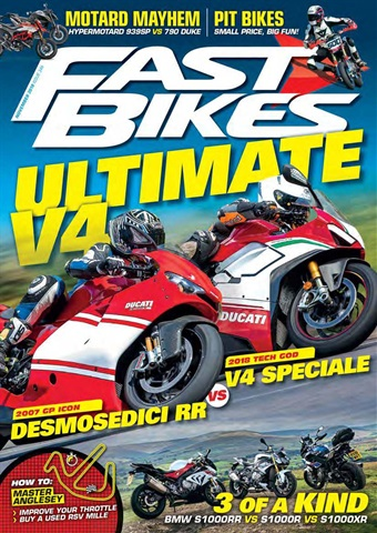 Fast Bikes issue 346