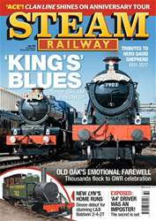 Steam Railway issue Issue 472