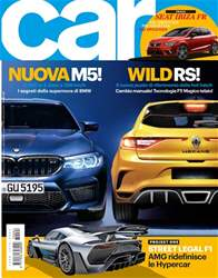 CAR magazine Italia issue NOVANTAQUATTRO