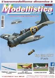 Modellistica International issue Ottobre 2017
