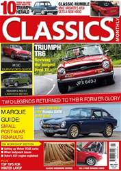 Classics Monthly issue November 2017