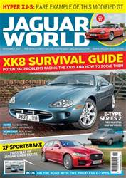 Jaguar World issue November 2017
