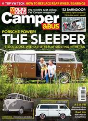 VW Camper issue November 2017