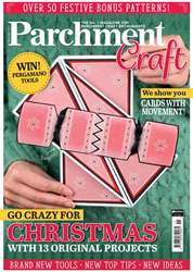 Parchment Craft issue November 2017