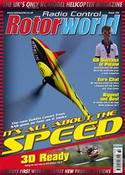 Radio Control Rotor World issue 132 November 2017