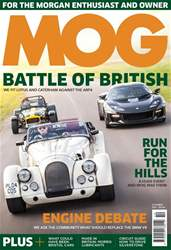 MOG Magazine issue Issue 64 - October 2017