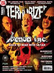 Terrorizer 284 issue Terrorizer 284