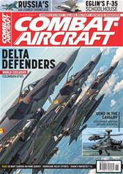 Combat Aircraft issue  November 2017