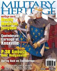 Military Heritage issue November 2017