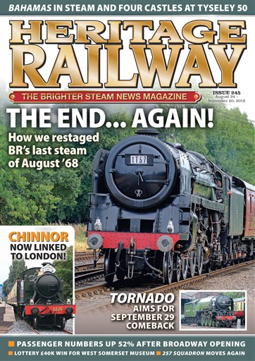 Heritage Railway Preview