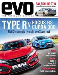 Evo issue December 2017