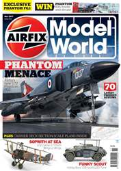 Airfix Model World issue  November 2017