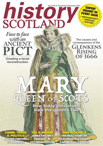 History Scotland issue November-December