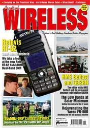 Practical Wireless issue Practical Wireless