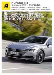 Automoto.it Magazine N. 118 issue Automoto.it Magazine N. 118