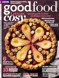 BBC Good Food Magazine Cover