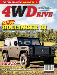 Four Wheel Drive issue Vol 19 Issue 7