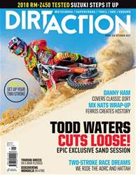 Dirt Action issue Issue#219 Oct 2017