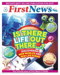 First News Issue 590 issue First News Issue 590