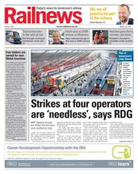 Railnews issue October 2017