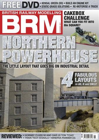 British Railway Modelling issue November 2017
