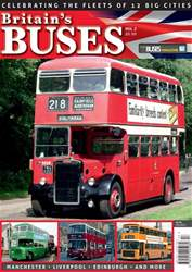 Buses Magazine issue Britain's Buses