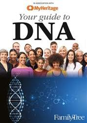 Your Guide to DNA issue Your Guide to DNA