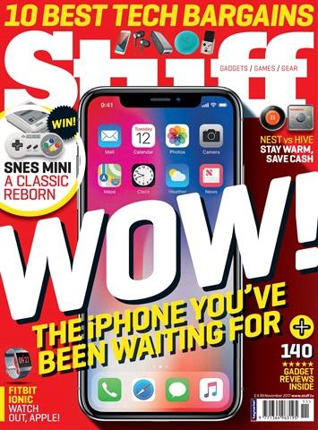 Stuff issue November 2017