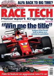 Race Tech issue Race Tech Issue 204