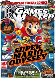 GamesMaster issue November 2017