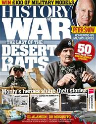 History of War issue Issue 47