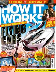 How It Works Magazine Cover