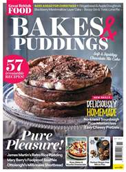 Great British Food issue Nov 17