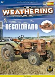 The Weathering Magazine Spanish Version issue THE WEATHERING MAGAZINE 21 - DECOLORADO