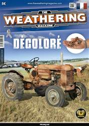 THE WEATHERING MAGAZINE 21 - DECOLORE issue THE WEATHERING MAGAZINE 21 - DECOLORE