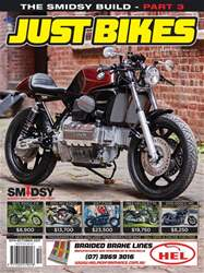 JUST BIKES issue 18-03