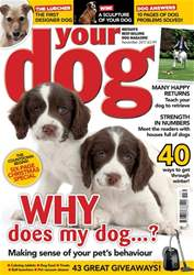 Your Dog Magazine November 2017 issue Your Dog Magazine November 2017
