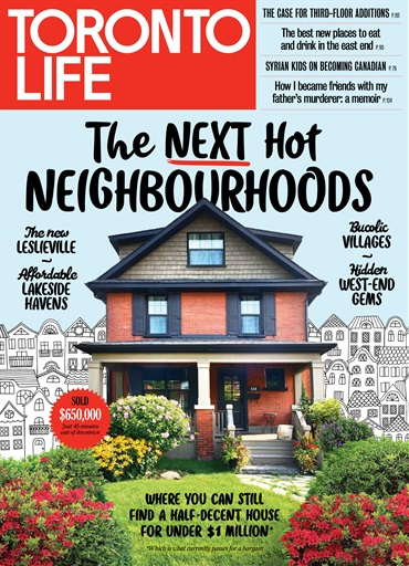 Toronto Life Digital Issue