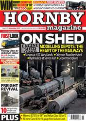 Hornby Magazine issue  November 2017